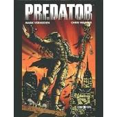 Predator Tome 2 de Warner, chris