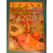 Winnie L'ourson : Les Rayures De Tigrou de walt disney