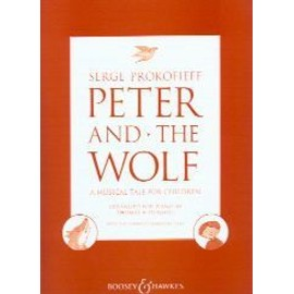 Prokofieff, Serge - Peter & The Wolf Op67 arr Dunhill piano