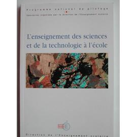 L'enseignement Des Sciences Sociales Et De La Technologie À L'école