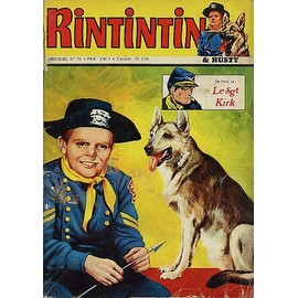 Rintintin Et Rusty N� 72 : Le Grand Loup - Sgt Kirk Page 19