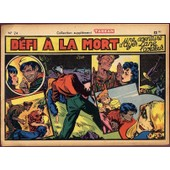 Collection Suppl�ment � Tarzan N� 24 : D�fi � La Mort, Une Aventure D'ayer Lane L'aviateur
