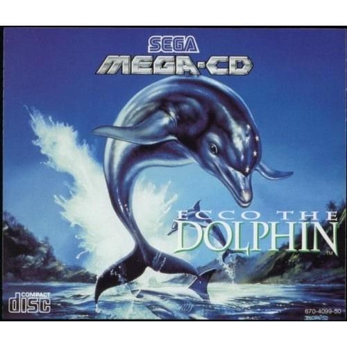 <strong>Ecco</strong> the dolphin mega cd