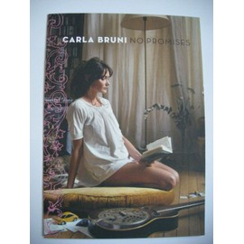 carla bruni : no promises (collector 2007)