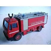 Solido Pompier Mercedes Grande Puissance Mousse