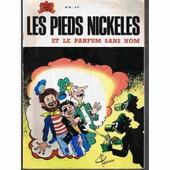 Les Pieds Nickeles N� 24, Et Le Parfum Sans Nom