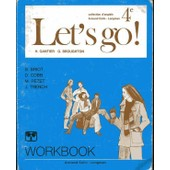 Let's Go 4�me - Workbook - Cahier D'exercices de GANTIER / BROUGHTON, H & G