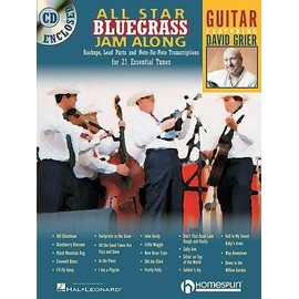 ALL STAR BLUEGRASS JAM AMONG
