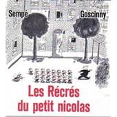 Les R�cr�s Du Petit Nicolas de Goscinny, Ren�