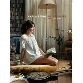 BRUNI CARLA NO PROMISES PIANO/CHANT/DIAGRAMMES GUIT