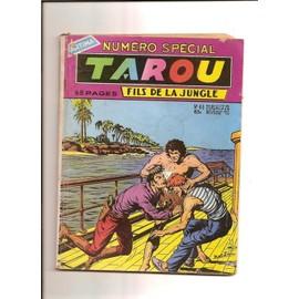 Tarou Fils De La Jungle Numero Sp�cial N� 49 : Tarou Contre Les Pirates