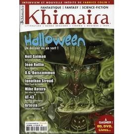 Khimaira N� 12 : Halloween