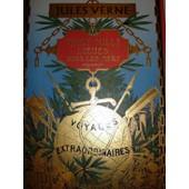 Vingt Mille Lieues Sous Les Mers - Edition De Luxe - Relieure Dor�e - Couverture Prestige de jules verne