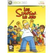 Les Simpson Le Jeu - Ensemble Complet - Xbox 360 - Fran�ais