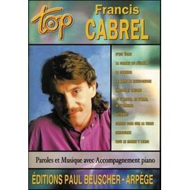 CABREL FRANCIS TOP