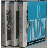 La Trilogie Marseillaise : Marius - Fanny - C�sar (3 K7) de Marcel Pagnol