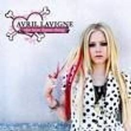 LAVIGNE AVRIL : THE BEST DAMN THING (chant+piano+accords guitare)