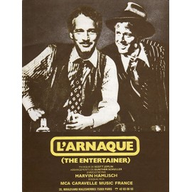 L'Arnaque (The Entertainer)