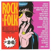 Rock & Folk, Monster Cd N�14, Avril 2006