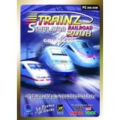 Trainz Simulator Railroad 2008 Edition Gold