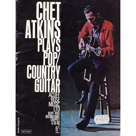 Chet ATKINS plays Pop/Country Guitar