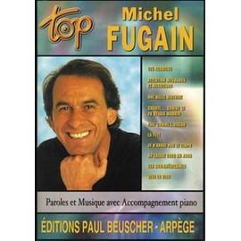 FUGAIN MICHEL : TOP (chant/piano/accord)