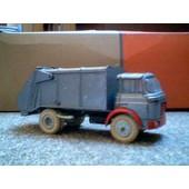 Camion Benne Berliet Jrd