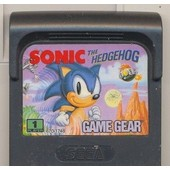 Game Gear - Sonic