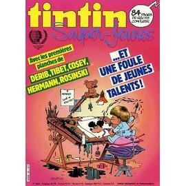 Tintin Super-Jeunes Hors-S�rie N� 30