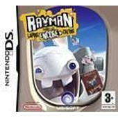Rayman Contre Les Lapins Encore Plus Cr�tins - Ensemble Complet - Nintendo Ds - Fran�ais