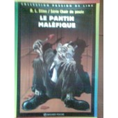 Le Pantin Mal�fique, Collection Passion De Lire , S�rie Chair De Poule de Stine, R.L.