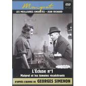 Maigret N�12 : L'�cluse N�1 + Les T�moins R�calcitrants de Claude Barma