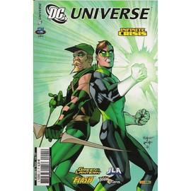 Dc Universe 21 N� 21 : Amour Et Guerre