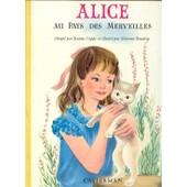 Alice Au Pays Des Merveilles - Illustr�e Par Simonne Baudouin de Cappe Jeanne / Carroll Lewis