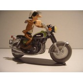 Figurine Joe Bar Team Emile Lapince Honda 500 Four