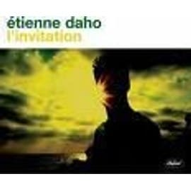 DAHO ETIENNE : L' INVITATION (chant+piano+accords guitare)