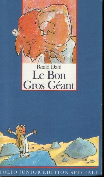 Le Bon gros géant - Le BGG - Livre de Poche - 15/11/2001