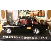Volvo 144 Copenhagen Taxi 1972 Automatic 1/43 Danemark