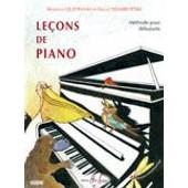 Quoniam : Les Le�ons De Piano (M�thode Pour D�butants)