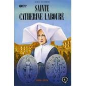Sainte Catherine Laboure   de Agnès Richomme  Format Broché