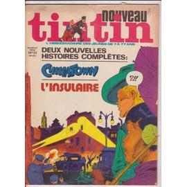 Nouveau Tintin Nouvelle Serie N 51 N� 191 : Chinatown - L Insulaire