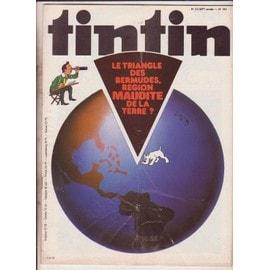 Tintin 31/33�Annee N� 151 : Le Triangle Des Bermudes Region Maudite De La Terre