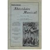 Ab�c�daire Musical. Premier Livre De L'�l�ve, Faisant Suite Au Livre Du Ma�tre Avant Le Solf�ge de maurice chevais