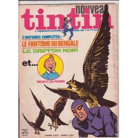 Nouveau Tintin 1976 Nouvelle Serie N 27 N� 167 : Le Fantome Du Bengale