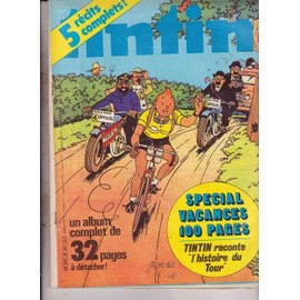 Tintin N� 303 : Special Vacances 100 Pages