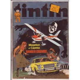Tintin N� 191 : Magellan Et Capella Danger Cosmos