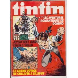 Tintin N� 276 : Les Aventures Romantiques De Domino