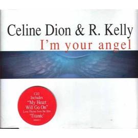 I'm your angel (pochette blanche - part 2)