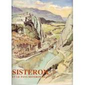 Sisteron Et Le Pays Sisteronais de paul maudonnet