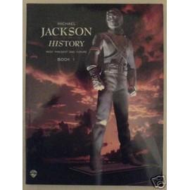 MICHAEL JACKSON HISTORY PAST PRESENT & FUTURE BOOK 1